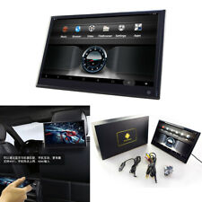 """12.5"""" HD Android 9.0 Car Rear Monitor Player Touch Screen 2GB+32GB HDMI WIFI 1x"""