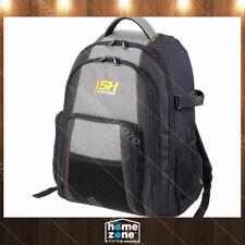 42 Pocket Multi Function Heavy Duty Tool Backpack Water Resistant Jobsite Ready