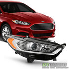 New 2013-2016 Ford Fusion Headlight Light Passenger Right Side Halogen 13-16