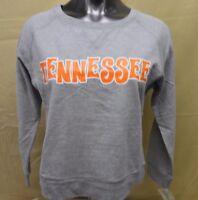 J. America Womens Tennessee Volunteers Crew Shirt Sweatshirt LOOK S