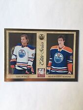 2011-12 Elite Taylor Hall Ryan Nugent-Hopkins #4