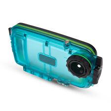 iPhone 6/6s SPLASH Watershot Underwater Camera Housing Blue - RRP $219.95
