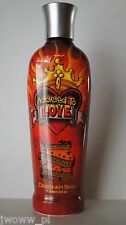 NEW Designer Skin Addicted To Love Dark Tanning Dual Bronzer with Mild Sizzle