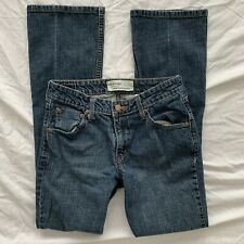 8cb4be2ab98 Womens Levi Strauss Signature Low Rise Bootcut Jeans Size Misses 4 Medium