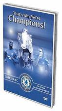 CHELSEA FC SEASON REVIEW 2005/2006 DVD Football Sports UK Release New R2