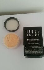 Bobbi brown retouch powder 'peach 4' w/box