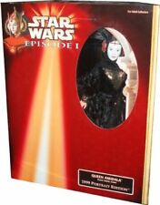Star Wars Episode I - Queen Amidala Black Travel Gown 1999 Portrait Edition