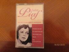 "Cassette audio ""Edith Piaf"""