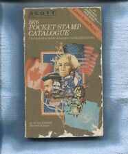 1976 Pocket Stamp Catalogue (United States, Canada, United Nations)  254 Pages