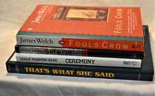 Lot X4 Native American Ceremony That's What She Said Fools Crow Crazy Weather