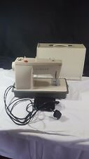 Heavy Duty Singer 514 Electric Sewing Machine and Lidded