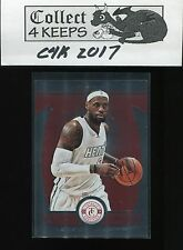 2013-14 Panini Totally Certified Red #6 LeBron James (Cleveland Cavaliers) 45/99