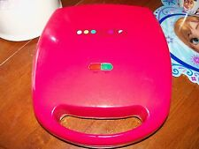 BABY-CAKES,CUP-CAKE MAKER MODEL#CC-2828 RED, 1400 W FREE USA SHIPPING