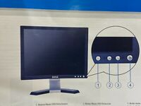 """NEW NOS Dell E177FP 17"""" Standard 1280x1024  Flat Panel LCD Monitor NEW IN BOX"""