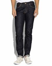 Lucky Brand Legend Authentic 1 Mens Skinny Selvedge Jeans MADE IN USA 33x32