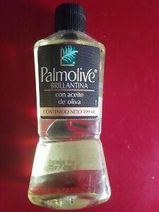PALMOLIVE BRILLANTINA CON ACEITE DE OLIVA/GLITTER BRILLANTINA ALL TYPES OF HAIR