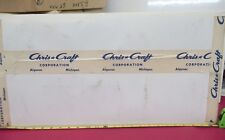 NOS ORIGINAL CHRIS CRAFT OVERHAUL GASKET SET # 16 50 90001