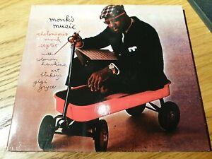 Thelonious Monk - Monk's Music (Digipak CD 1998) JAZZ