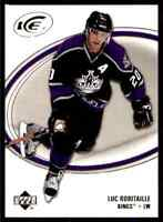 2005-06 Upper Deck Ice Luc Robitaille #45