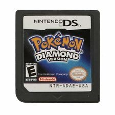 Pokemon Game Card for Nintendo NDS 3ds DSi NDSL Platinum Pearl Diamond Version