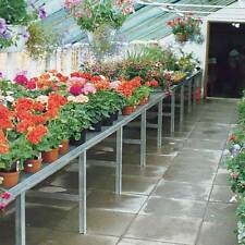 Greenhouse Commercial Benching Single Tier