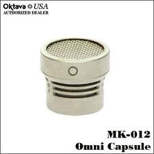 Oktava MK-012 - Silver Omni Capsule - Brand New - Free Shipping!