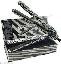 Proliss Professional Ceramic Hair Straightener Iron - White Zebra - ZXWZ