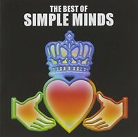 Simple Minds Best of (32 tracks, 2001) [2 CD]