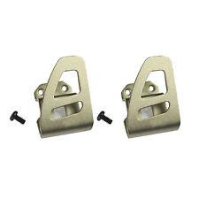 2X Belt clip Hook free Screw for Milwaukee 18V 2653-22CT 2655-20 2797-22 2604-20