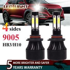 2X 9005 HB3 400W LED CREE Phare de Voiture Ampoule LED Headlight Kit 6000K Blanc