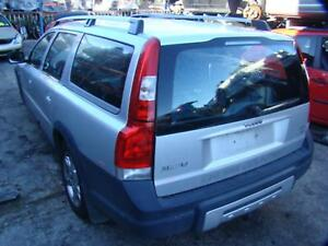 VOLVO XC70 RIGHT FRONT DOOR WINDOW/ GLASS (YV1SZ) CROSS COUNTRY, 09/00-12/07