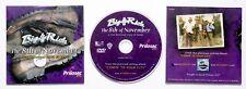 "BIG & RICH *VG+* ""8TH OF NOVEMBER...STORY OF HONOR-50m"" 2006 US WARNER PROMO CD"