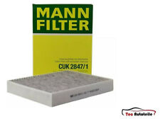 MANN FILTER Innenraumfilter Aktivkohle  PORSCHE Cayenne VW Touareg 7P ab 2010-