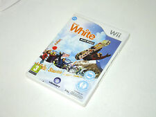 SHAUN WHITE SNOWBOARDING WORLD STAGE complete in box with manual Nintendo Wii