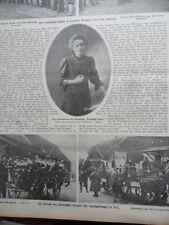 1911 Tölz Leonhardifahrt Madame Curie Krefeld Franz Bramstaedt neuer Brunnen