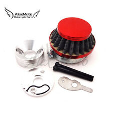 Racing 44mm Air Filter Adapter Velocity Stack For Big Foot Goped Blad Z Gas