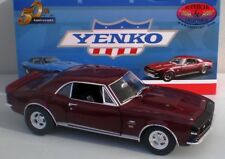 1967 YENKO CAMARO RS 1:18  CHEVROLET 427 DRAG PACK!  1 OF 198 MADE   #1805709