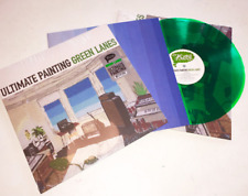 Ultimate Painting ~  Green Lanes Limited Ed. Transparent Green Vinyl New