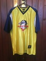 SNOOP DOGG VINTAGE YELLOW T-SHIRT SIZE XL