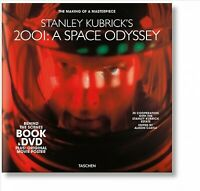 Stanley Kubrick's 2001: A Space Odyssey : The Making of a Masterpiece, Paperb...