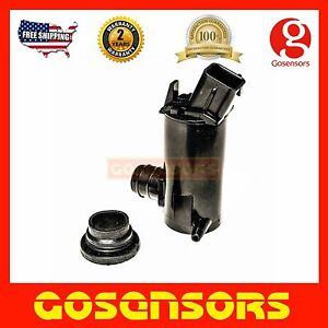 Windshield Washer Pump for Hyundai Accent Azera Elantra Genesis Sonata Tiburon