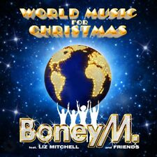 BONEY M. - WORLDMUSIC FOR CHRISTMAS  2 CD NEUF