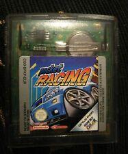 Poche Racing Nintendo Gameboy Color Advance Sp GBA couleur