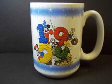 Disneyland 1999 coffee mug Remember the past Celebrate the future 14 oz