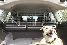 Cumbre plata metal coche reposacabezas de Malla de Alambre De Seguridad Perro Guardia Barrera Ajustable