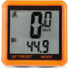 KROSS KRC 108 bicycle counter,Rider Computer For Bicycles, ORANGE