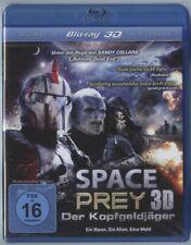 Blu-ray Hunter PREY 3D 2D Space Prey Promotheus Commando Stellaire OVP