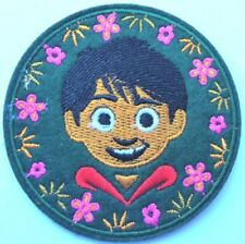 Embroidered Cartoons, TV & Movie Characters Iron - On Sewing Patches