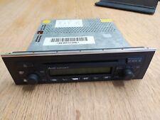 Audi  concert radio CD player genuine with code