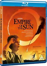 Empire Of The Sun (1987) Blu-Ray Brand New Free Shipping